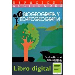 Biogeografia Y Edafogeografia Casildo Ferreras