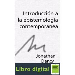 Introduccion A La Epistemologia Contemporanea