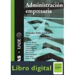 Administracion Empresaria Alejandro Pablo C