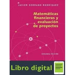 Matematicas Financieras Y Evaluacion De Proyectos
