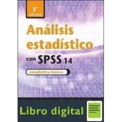 Analisis Estadistico Con Spss14 Estadistica