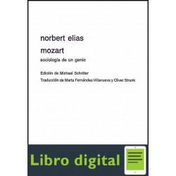 Sociologia De Un Genio Norbert Elias Mozart