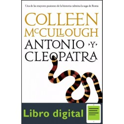 Antonio Y Cleopatra Colleen Mccullough