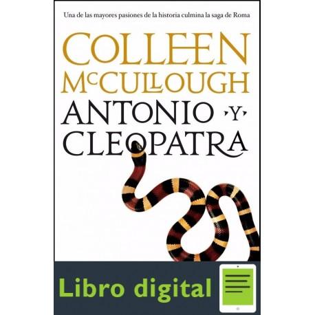 Antonio Y Cleopatra Colleen Mccullough