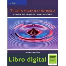 Teoria Microeconomica Principios Basicos Y