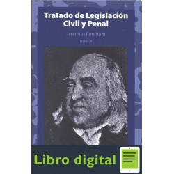 Tratado De Legislacion Civil Y Penal. Tomo Ill
