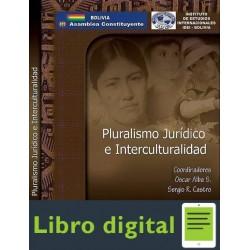 Pluralismo Juridico E Interculturalidad
