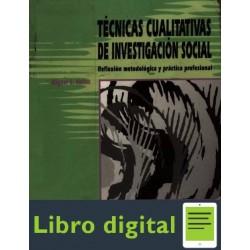 Tecnicas Cualitativas De Investigacion Social