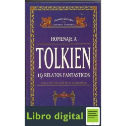 Homenaje A Tolkien. 19 Relatos Fantasticos