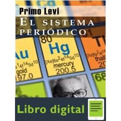 El Sistema Periodico Primo Levi
