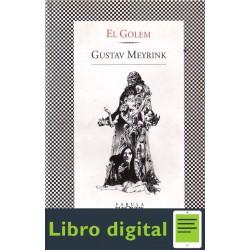 El Golem Gustav Meyrink