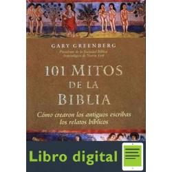 101 Mitos De La Biblia Gary Greenberg