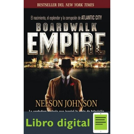 Boardwalk Empire Nelson Johnson