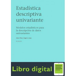 Estadistica Descriptiva Univariante Modelos