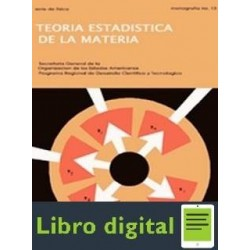 Teoria Estadistica De La Materia A. Rodriguez