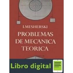Problemas De Mecanica Teorica I. Mesherski
