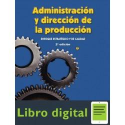 Administracion Y Direccion De La Produccion