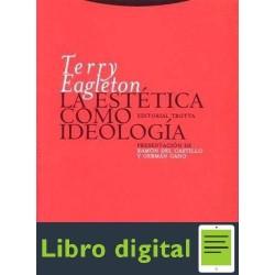 La Estetica Como Ideologia Terry Eagleton