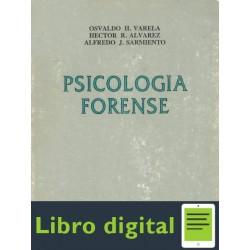 Psicologia Forense Osvaldo H. Varela