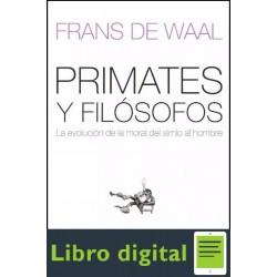 Primates Y Filosofos Frans De Waal