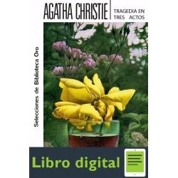 Tragedia En Tres Actos Agatha Christie