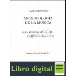 Antropologia De La Musica De Los Generos