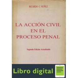La Accion Civil En El Proceso Penal