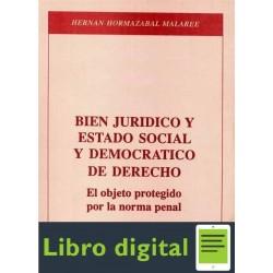 Bien Juridico Y Estado Social Y Democratico
