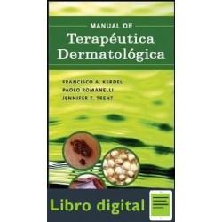 Manual de Terapeutica Dermatologica Francisco Kerdel