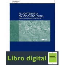 Fluorterapia En Odontologia Fundamentos Y