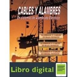 Cables Y Alambres En Sistemas De Alambrado
