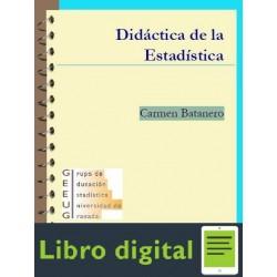 Didactica De La Estadistica Carmen Batanero