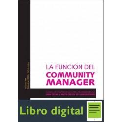 La Funcion Del Community Manager