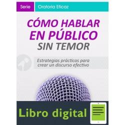 Como Hablar En Publico Sin Temor V. Ortega