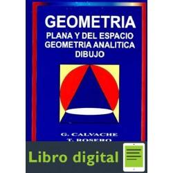 Geometria Plana Y Del Espacio. Geometria