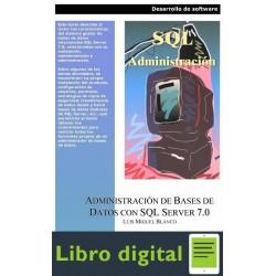 Administracion De Bases De Datos Con Sql