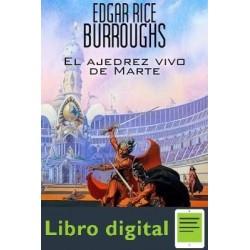 El Cerebro Supremo De Marte E. Rice Burroughs