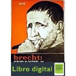 Brecht Ensayos Y Conversaciones W. Benjamin