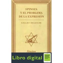 Spinoza Y El Problema De La Expresion
