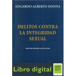 Delitos Contra La Integridad Sexual