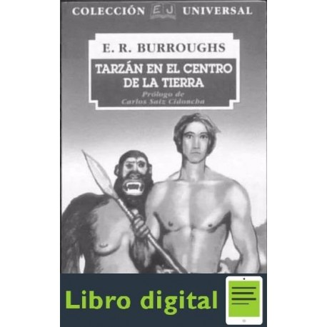 Tarzan En El Centro De La Tierra