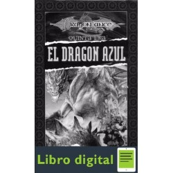 Dragonlance. Quinta Era. El Dragon Azul