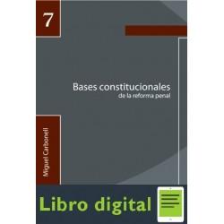 Bases Constitucionales De La Reforma Penal
