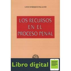 Los Recursos En El Proceso Penal L. Enrique P