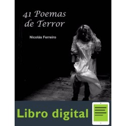 41 Poemas De Terror Nicolas Ferreiro
