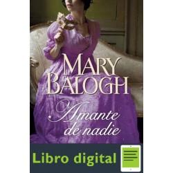 Amante De Nadie Mary Balogh