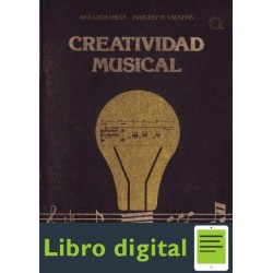 Creatividad Musical. Fundamentos Estrategias