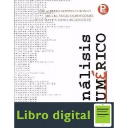 Analisis Numerico Jose Alberto Gutierrez