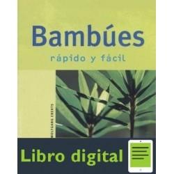 Bambues Rapido Y Facil Wolfgang Eberts