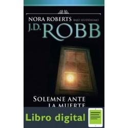 Solemne Ante La Muerte Nora Roberts